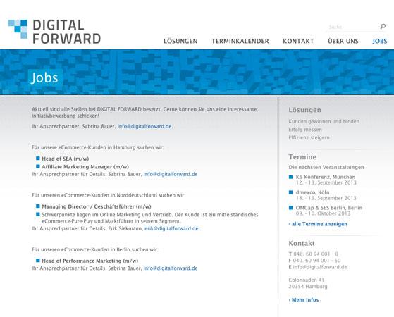 Digital Forward - Screenshot #02