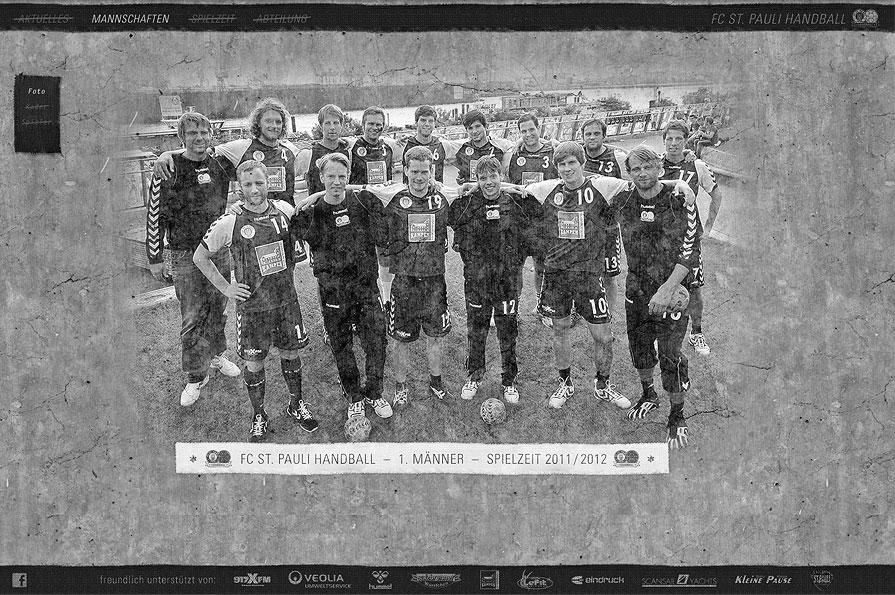 FC St. Pauli Handball - Screenshot #01