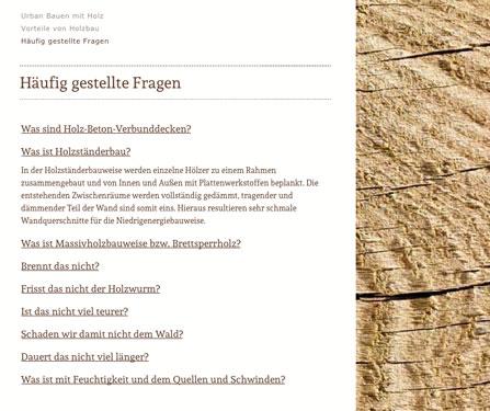 Holzbauwerke Hamburg - Screenshot #03