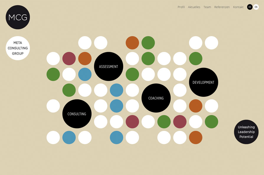 Metaconsulting Group - Screenshot #01
