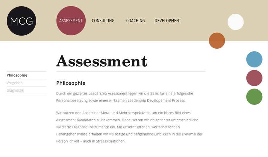 Metaconsulting Group - Screenshot #02